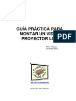 Manual Proyector Diy