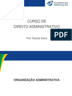 Ricardo_organização