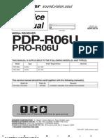 7485658-Pioneer Pdp-r06u Pro-r06u Media Receiver Service Manual