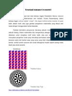 Teselasi dalam Geometri