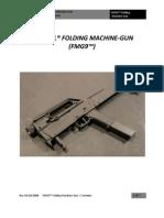 Magpul Folding Machine Gun (Magpul)
