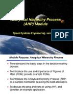 8. AHP Module V1.0