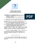 7 Compatibilitatea Eelectromagnetica