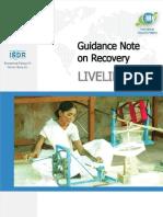 Irp Livelihood Recovery