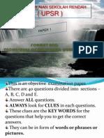 English Language - Paper 1