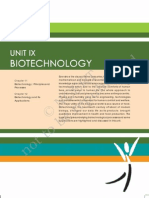 Biotech Principles and Processes