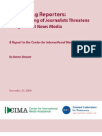 How Licensing of Journalists Threatens Independent News Media (1)