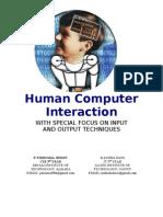 Future Human Computer Interaction