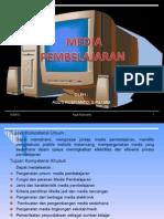 Bab I Media  pembelajaran -  Pengertian Umum