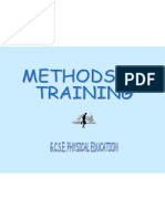 methods of training powerpoint