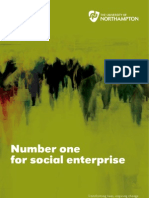 No1 for Social Enterprise[1]