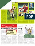 Messi, un genio del fútbol - Siglo 21 No. 593 - Septiembre 15 al 21 de 2011