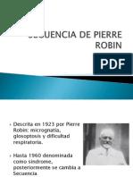 Secuencia de Pierre Robin