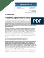 2011 June 14 Bank of America IGEL Press Release