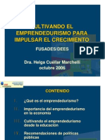 Emprendedurismo_2006