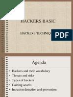 Hackers Basic