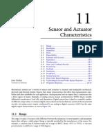 Sensor and Actuator Characteristik