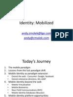 Identity Mobilized