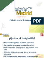 jorkyballMadrid