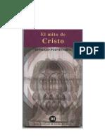 Gonzalo Puente Ojea - El Mito de Cristo