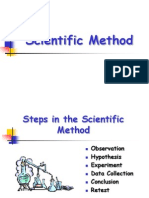 Scientific Method (8!25!11)