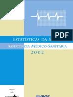 IBGE - Estatísticas da saúde (2002)