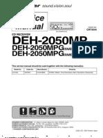 DEH-2000MP-2050MP-2080MP