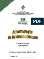 Apostila Administração de Recursos Humanos para agronegocios