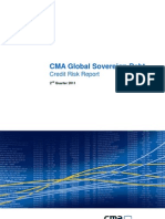 CMA Global Sovereign Credit Risk Report Q2 2011