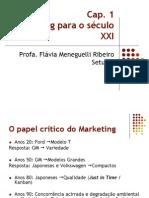 Marketing e Comunicação na Administração