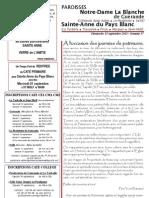 Bulletin SAPB&NDLB 110911
