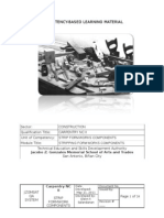 CBLM_Stripping Formwork Components
