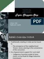 Shopper Stop ppt by raj kumar