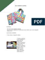 Capa Colorida Para Caderno e Agenda