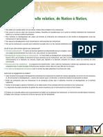 Entente de nouvelle relation, de Nation à Nation, entre ITUM et le Québec