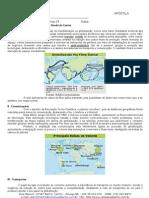 COMUNICAÇÕES E TRANSPORTES-APOSTILA