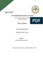 Dcs201 Etica Ensayo1 Hernandezjose