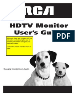 Rca Tv d52w20 Manual