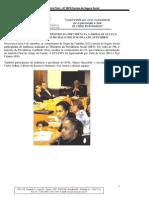 Relatório audiência 06 09 11