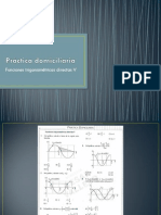 Practica Domiciliaria Funciones Trigonometric As Directas V