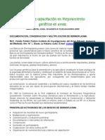 documentacion Conservacion y Germoplasma-padron