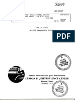Apollo Soyuz Mission Evaluation Report