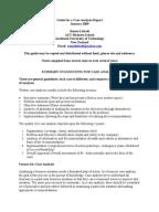 Buy case writing analysis