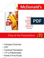Mcd Brand Management