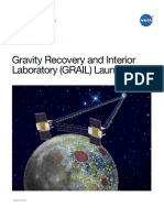 Gravity Recovery and Interior Laboratory (GRAIL) Launch Press Kit