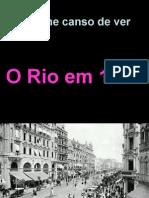 Rio de Janeiro Antigo