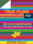 200 Documentaries You Must See Before Die