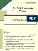 CSC 553-CV Lec 04
