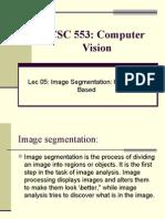CSC 553-CV Lec 05