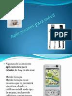 Aplicaciones Para Movil